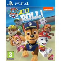 PS4 - PAW Patrol: On a Roll