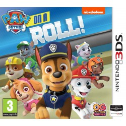 Nintendo 3DS - PAW Patrol: On a Roll