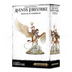 Warhammer AGE OF SIGMAR - STORMCAST ETERNALS - AVENTIS FIRESTRIKE MAGISTER OF HAMMERHAL