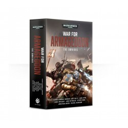 BLACK LIBRARY - WAR FOR ARMAGEDDON THE OMNIBUS (okładka miękka)