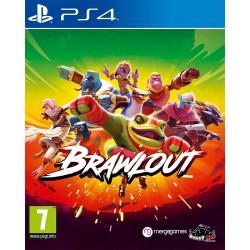 PS4 - Brawlout