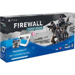PS4 - Firewall Zero Hour VR + Aim Controller Game Pack