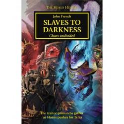 BLACK LIBRARY - HORUS HERESY SLAVES TO DARKNESS (okładka twarda)
