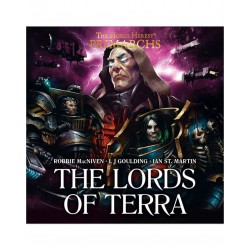 BLACK LIBRARY - THE LORDS OF TERRA (AUDIOBOOK)