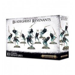 Warhammer AGE OF SIGMAR - NIGHTHAUNT BLADEGHEIST REVENANTS