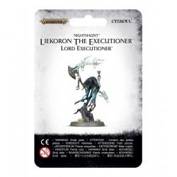 Warhammer AGE OF SIGMAR - NIGHTHAUNT LIEKORON THE EXECUTIONER