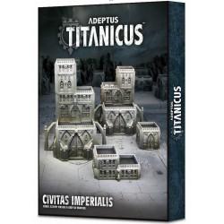 Warhammer 40:000 - ADEPTUS TITANICUS CIVITAS IMPERIALIS