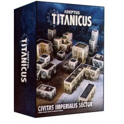 Warhammer 40:000 - ADEPTUS TITANICUS CIVITAS IMPERIALIS SECTOR