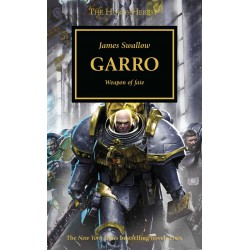 BLACK LIBRARY - HORUS HERESY GARRO - JAMES SWALLOW (okładka miękka)