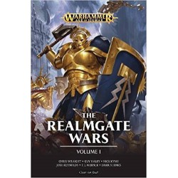 BLACK LIBRARY - THE REALMGATE WARS VOL 1 (okładka miękka)