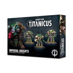 Warhammer 40:000 - ADEPTUS TITANICUS IMPERIAL QUESTORIS KNIGHTS
