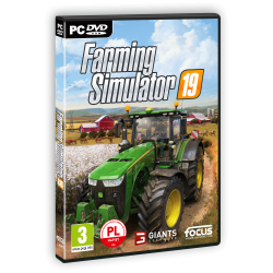 Farming Simulator 19 PL PC