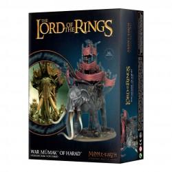 Lord of the Rings War Mumak of Harad LotR