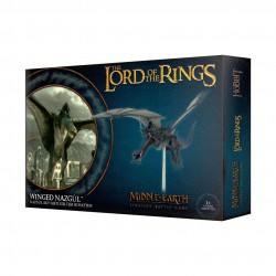 Lord of the Rings Winged Nazgul LotR