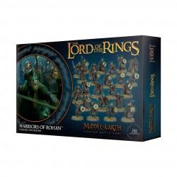 Warriors of Rohan LotR