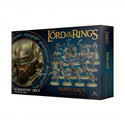 Lord of the Rings Morannon Orcs LotR