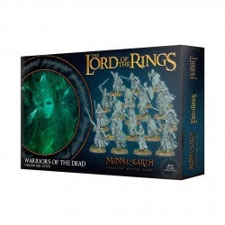 Lord of the Rings Warriors of the Dead LotR
