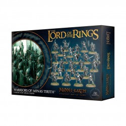 Lord of the Rings Warriors of Minas Tirith  LotR