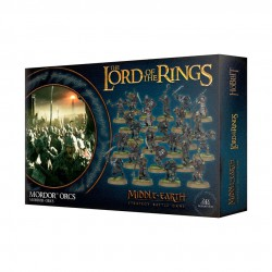 Lord of the Rings Mordor Orcs LotR