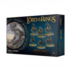Lord of the Rings Warg Riders LotR