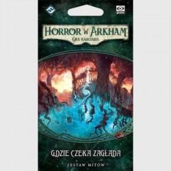 Horror w Arkham GDZIE CZEKA ZAGŁADA