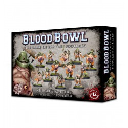 Blood Bowl - Nurgle`s Rotters Team
