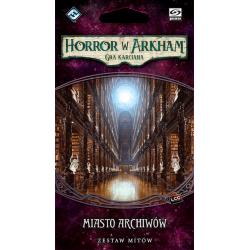 Miasto Archiwów - Horror w Arkham LCG