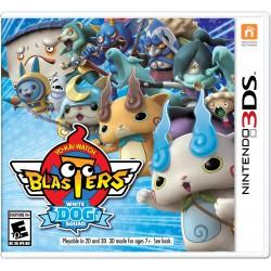 Yo-Kai Watch Blasters Red Cat Nintendo 3DS