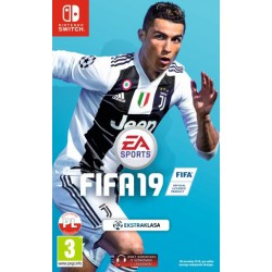 FIFA 19 PL Nintendo Switch