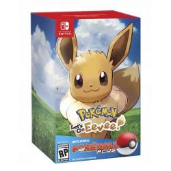 Pokemon Let's Go Eevee + Poke Ball Plus Nintendo Switch