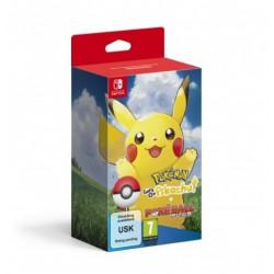 Pokemon Let's Go Pikachu + Poke Ball Plus Nintendo Switch