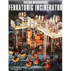 Warhammer 40:000 Sector Mechanicus Ferratonic Incinerator