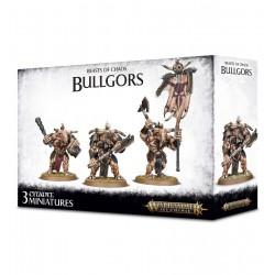 Warhammer Age of Sigmar - Warherds Bullgors