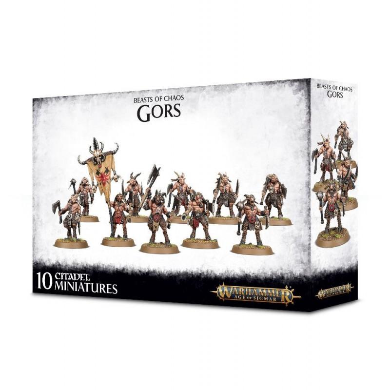 Warhammer Age of Sigmar - Brayherds Gors