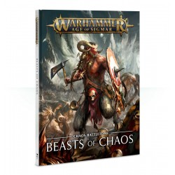 Warhammer Age of Sigmar - Battletome - Beasts of Chaos HB