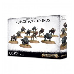 Warhammer Age of Sigmar - Monster of Chaos - Chaos Warhounds