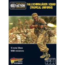 Bolt Action British 8th Army Infantry