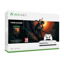 Xbox One S 1TB plus Shadow of the Tomb Raider