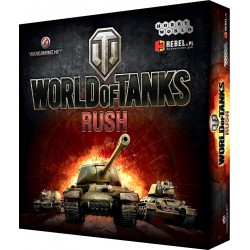 World of Tanks Rush gra planszowa PL