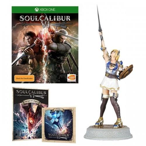 Soul Calibur 6 XboxOne Collector`s Edition