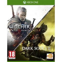 The Witcher III Wild Hunt + Dark Souls III Compilation PS4