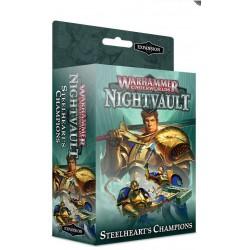Warhammer Underworlds Steelhearts Champions