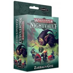 Warhammer Underworlds Zarbag`s Gitz
