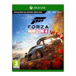 Xbox One - Forza Horizon 4 PL