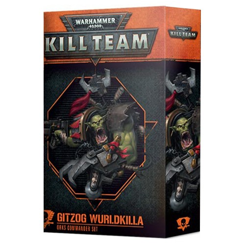Warhammer 40:000 Kill Team Commander - Gitzog Wurldkilla