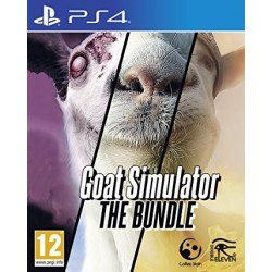 Goat Simulator The Bundle PS4