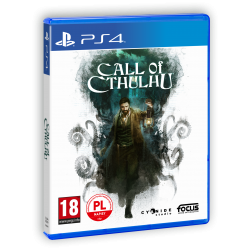 Call of Cthulhu - The Official Video Game PS4