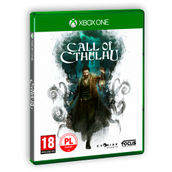 Call of Cthulhu - The Official Video Game XboxOne