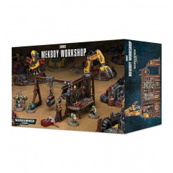 Warhammer 40:000 Orks Mekboy Workshop