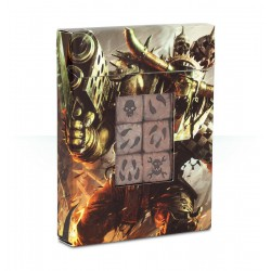 Warhammer 40:000 Ork Dice Set